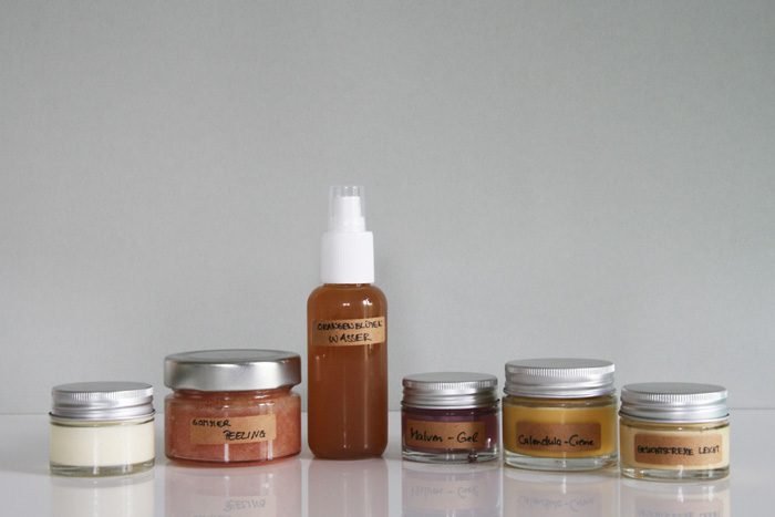 picotee / workshop naturkosmetik produkte