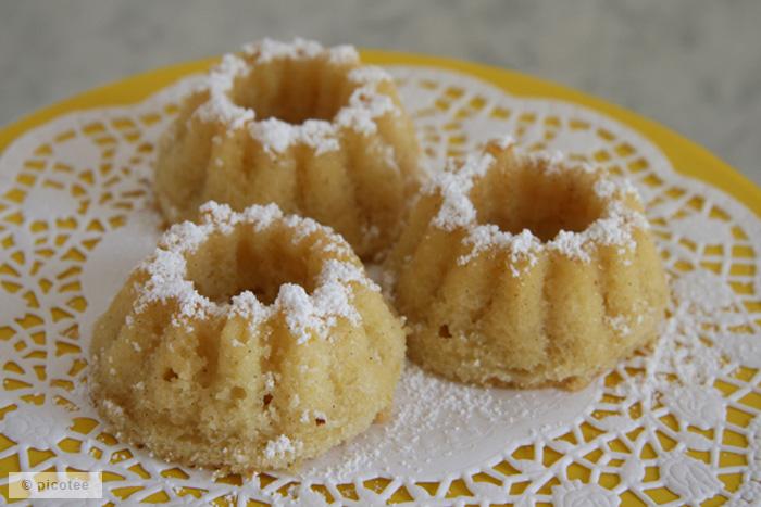picotee / zitronenkuchen