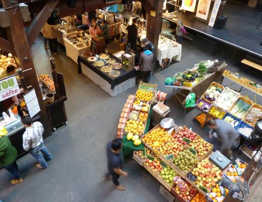 picotee / Marktzeit in der Fabrik
