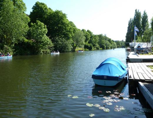 picotee / Kübis Bootshaus – Goldbekkanal
