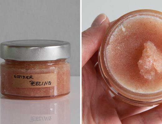 picotee / Naturkosmetik Sommer-Peeling