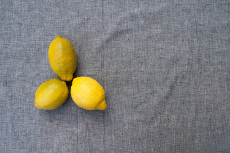 picotee / Zitronen
