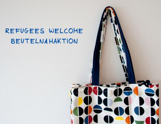 picotee / beutelnaehaktion – Flüchtlinge Hamburg